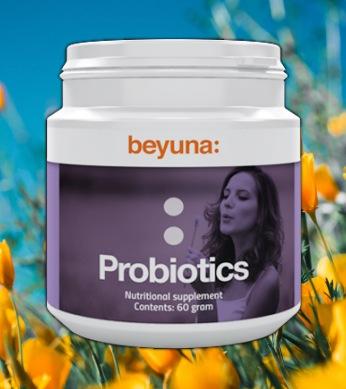 beyuna probiotica