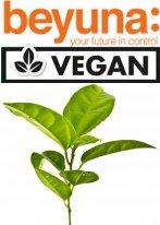 beyuna vegan label